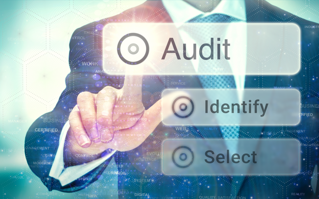 Use this 3-stage blueprint for a successful audit